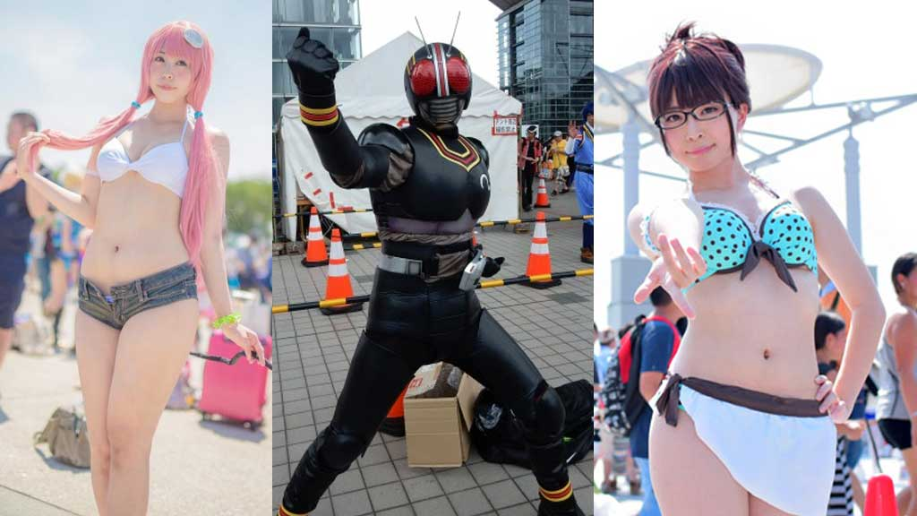 Cosplay-Comiket-88-1